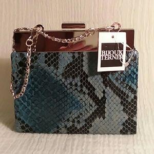 "👛 Bijoux Terner ""Eve"" leather mini bag"